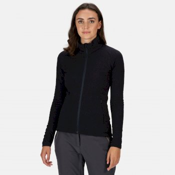 Kelford Softshell-Walkingjacke mit Kapuze für Damen Blau
