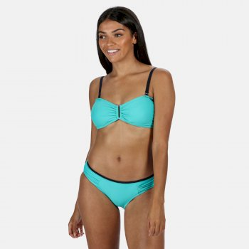 Regatta Women's Aceana Bikini Briefs - Ceramic Blue