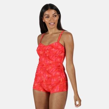 Aceana Bikini-Shorts für Damen Rot