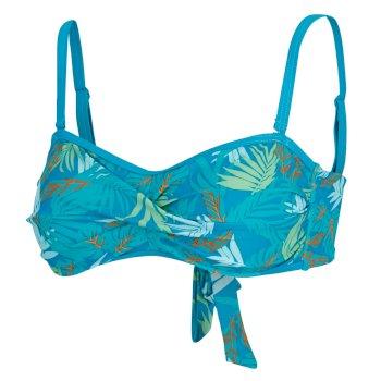 Regatta Women's Aceana II Bikini Top - Enamel Tropical Print