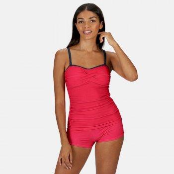 Aceana II Tankini-Top für Damen Rosa