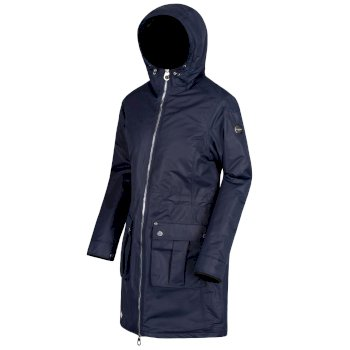 Regatta Romina Waterproof Insulated Jacket Navy