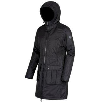 Regatta Romina Waterproof Insulated Jacket Black