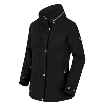 Regatta Sherlyn Waterproof Insulated Jacket Black