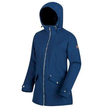 Bergonia - Damen Jacke - wasserdicht & isoliert Blue Opal