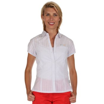 Regatta Women's Jerbra Shirt - White