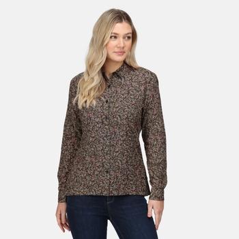 Marilee Langarmshirt für Damen Grün