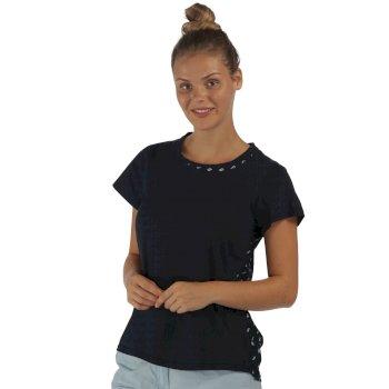Regatta Aleesha T-Shirt Navy