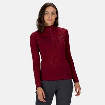 Yonder Fleeceshirt für Damen Lila