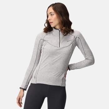 Yonder Fleeceshirt für Damen Weiß