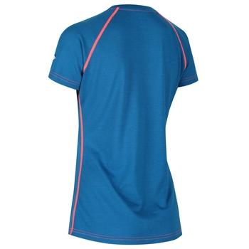 Tornell - Damen T-Shirt - super weich Petrol