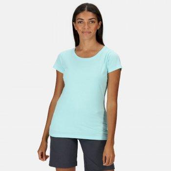 Carlie T-Shirt für Damen Blau