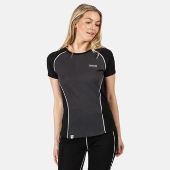 Tornell II T-Shirt für Damen Schwarz