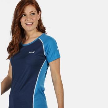 Tornell II T-Shirt für Damen Blau