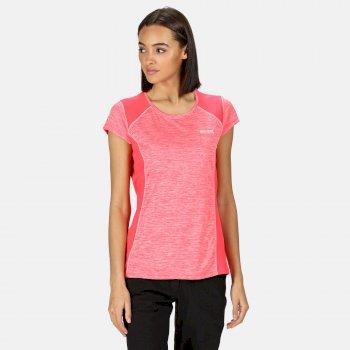Breakbar V Active T-Shirt für Damen Rosa