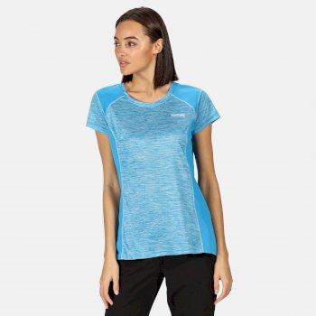 Breakbar V Active T-Shirt für Damen Blau