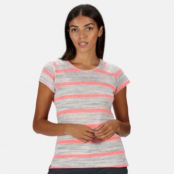 Regatta Women's Limonite IV T-Shirt - Neon Pink