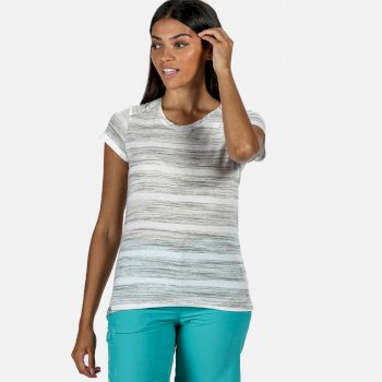 Regatta Women's Limonite IV T-Shirt - White