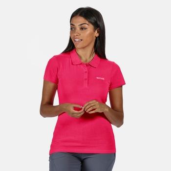 Sinton Polo-Shirt für Damen Rosa