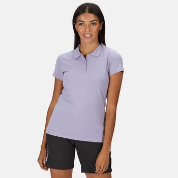 Sinton Polo-Shirt für Damen Lila
