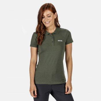 Sinton Polo-Shirt für Damen Grün