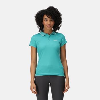 Maverick V Polo-Shirt für Damen Grün