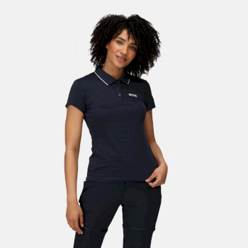 Maverick V Polo-Shirt für Damen Blau