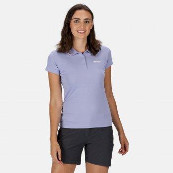Maverick V Polo-Shirt für Damen Lila