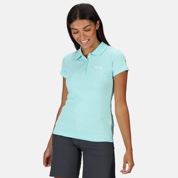 Maverick V Polo-Shirt für Damen Blau