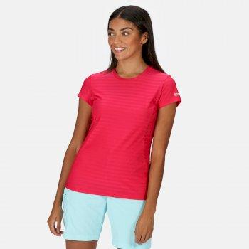 Breakbar VI Active T-Shirt für Damen Rosa