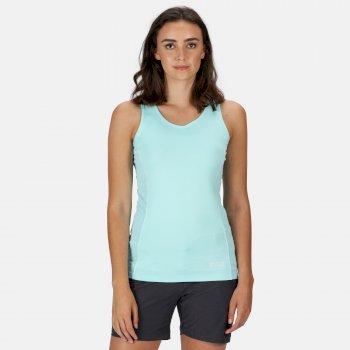 Varey Active Weste für Damen Blau