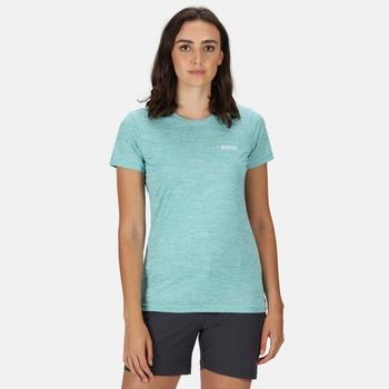 Fingal Edition T-Shirt für Damen Blau