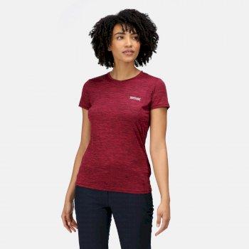 Fingal Edition T-Shirt für Damen Lila