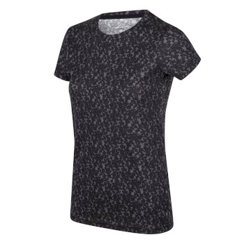 Fingal Edition T-Shirt für Damen Grau