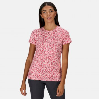Kimberley Walsh Fingal Edition T-Shirt - Duchess Floral Bloom