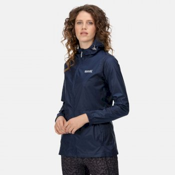 Regatta Women's Pack-It Jacket III Waterproof Packaway Jacket - Midnight
