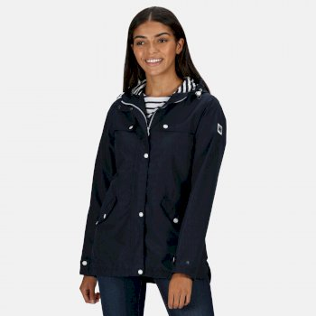 Regatta Women's Bertille Waterproof Jacket - Navy