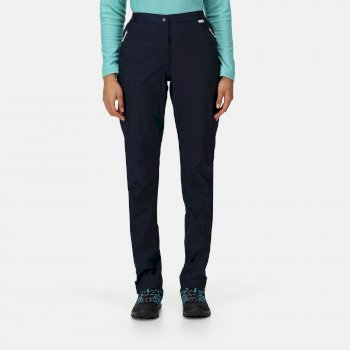 Women's Highton Waterproof Overtrousers - Navy