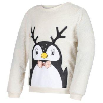 Regatta Kids Chyo Crew Neck Christmas Sweater Ice Cream