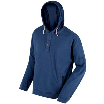 Regatta Men's Marly Hoodie - Dark Denim