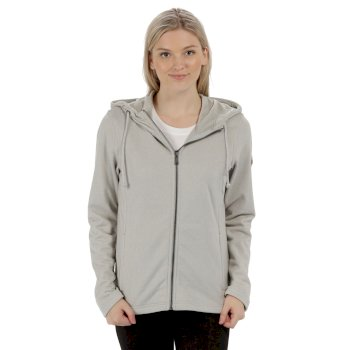 Regatta Women's Lowes Fleece - Light Steel