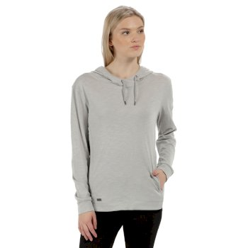 Craghoppers Women's Marly Hoodie Light Steel