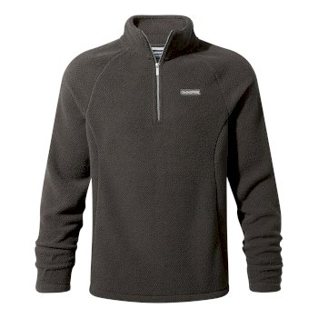 Craghoppers Barston Half-Zip Fleece Black Pepper