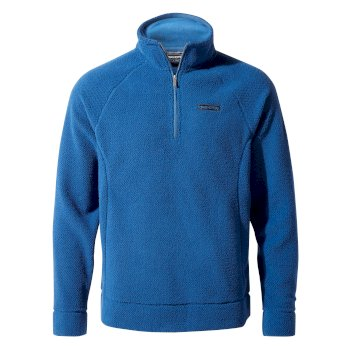 Craghoppers Cason Half-Zip Fleece - Deep Blue