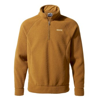 Craghoppers Cason Half Zip - Spiced Copper