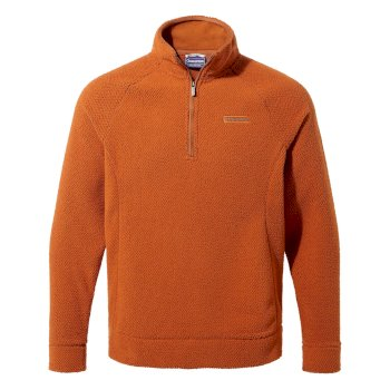 Craghoppers Cason Half Zip - Potters Clay
