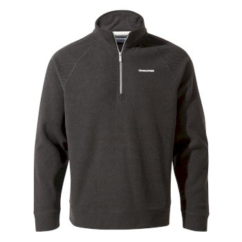 Craghoppers Ricarda Half-Zip Fleece  Black Pepper