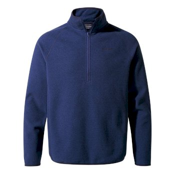 Craghoppers Nendaz Half-Zip - Deep Blue