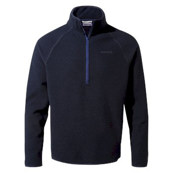 Craghoppers Nendaz Half-Zip - Blue Navy