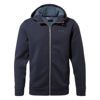 Craghoppers Nestor Fleece Jacket - Blue Navy